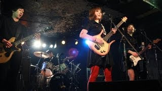 2013.2.23(Sat) at 新宿JAM 「MARCH OF THE MODS」 スリーピースガール...