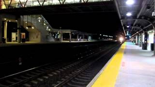 Amtrak Acela 165 MPH Speed Test Hamilton, NJ Station
