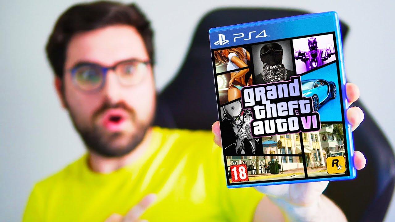 CHE FINE HA FATTO GTA 6? (Immagini LEAK & Trailer NON ufficiale)
