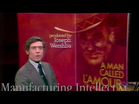 Louis L'Amour interview and profile (1976)