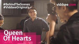 Behind The Scenes With #Queenofhearts Filmmakers #ViddseeOriginals