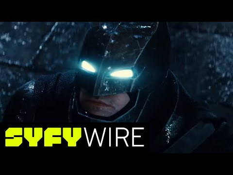Batman vs. Superman: All the Easter Eggs and References | SYFY WIRE