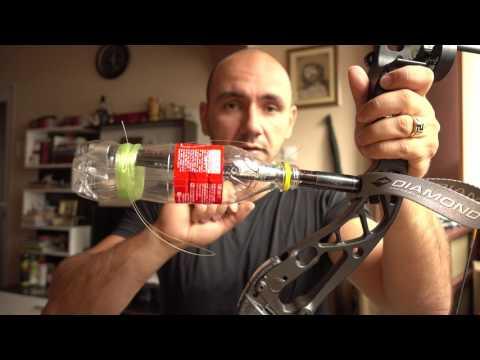 DIY Bowfishing Reel  4k