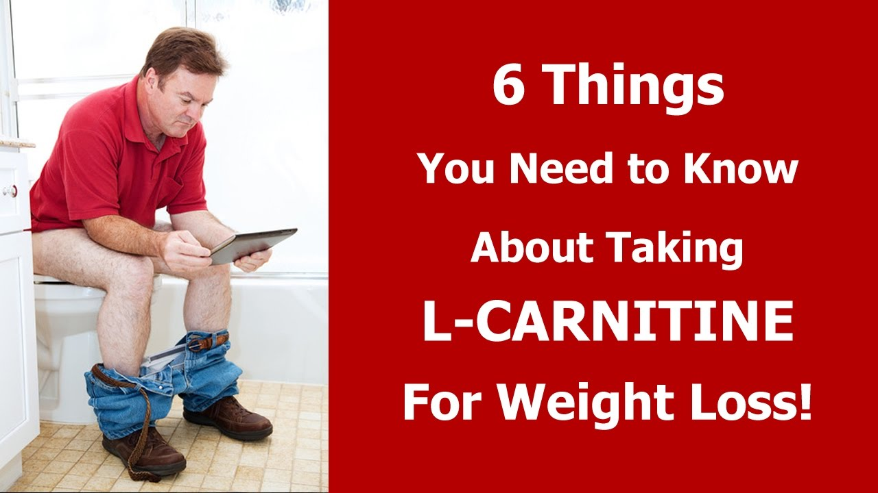 effect of l-carnitine on weight loss