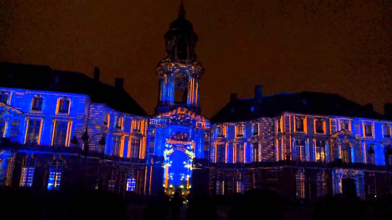 illumination noel 2018 rennes Illuminations de Noël @Parlement de Rennes   YouTube illumination noel 2018 rennes