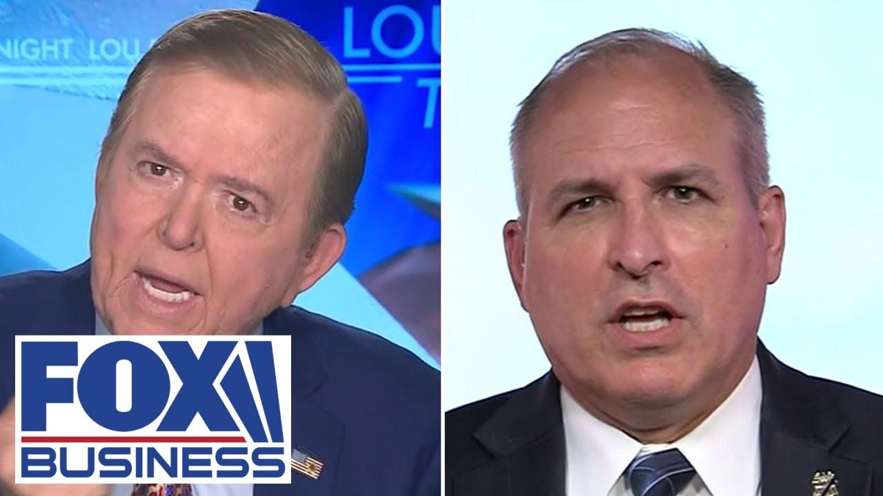 Dobbs challenges Mark Morgan on screening procedures in heated debate