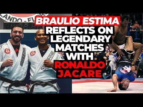 The Braulio Estima vs Ronaldo Jacare Rivalry