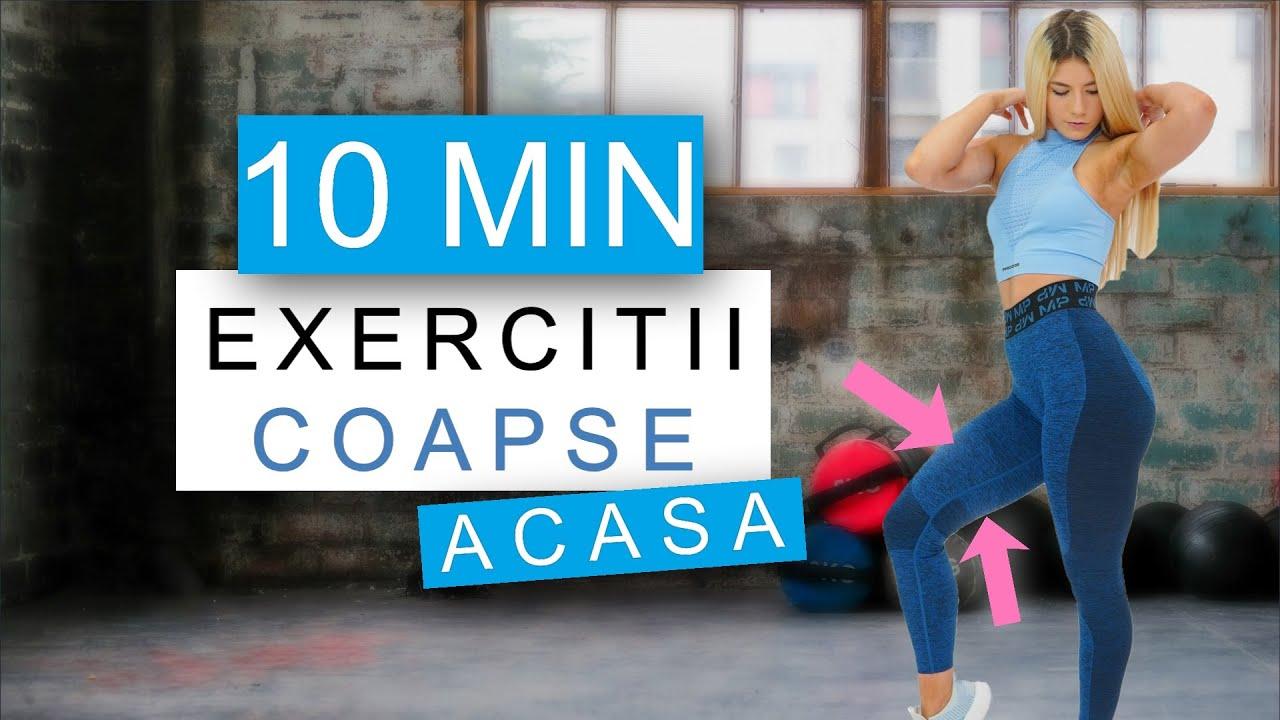 exercitii pentru slabit coapse si fese