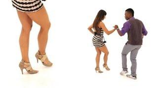 Fuse Hip-Hop / Reggaeton into Bachata   Bachata Dance