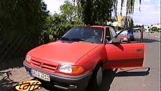 Werkstatt-Test mit einem Opel Astra F
