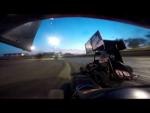 Lemoore Raceway 7-6-19 Jr Sprint Main Cash GoPro