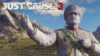Set The World On Fire In Just Cause 3 Official Trailer