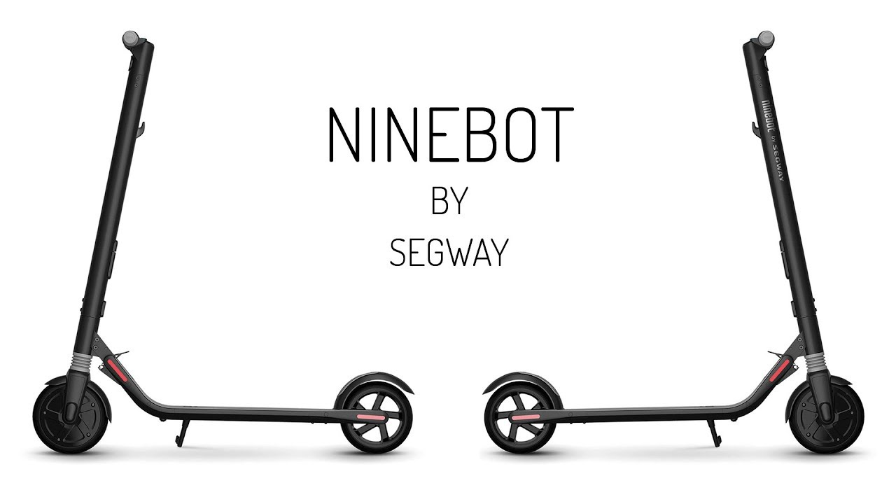 89f8016f347a Review del Ninebot KickScooter, el Patinete Eléctrico by Segway