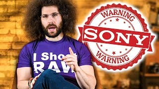 A WARNING to Sony