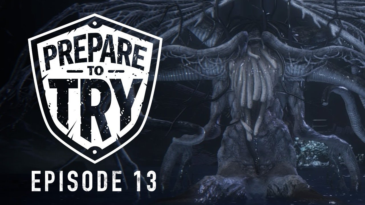 Prepare To Try Bloodborne: Episode 13 – Upper Cathedral Ward & Ebrietas, Daughter of the Cosmos