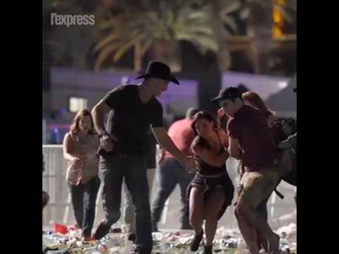 Fusillade à Las Vegas: au moins 20 morts
