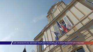 Yvelines | Les candidats du second tour des municipales à Saint-Quentin-en-Yvelines