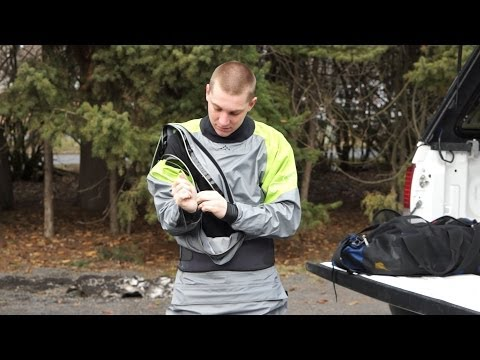 Quick Tips | How to Put On a Drysuit