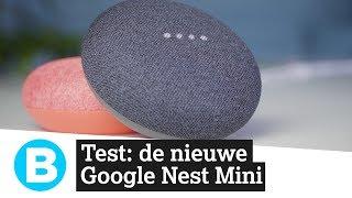 Google Nest Mini: de beste goedkope slimme speaker?