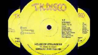 House Of Strangers - Barbara Jean English