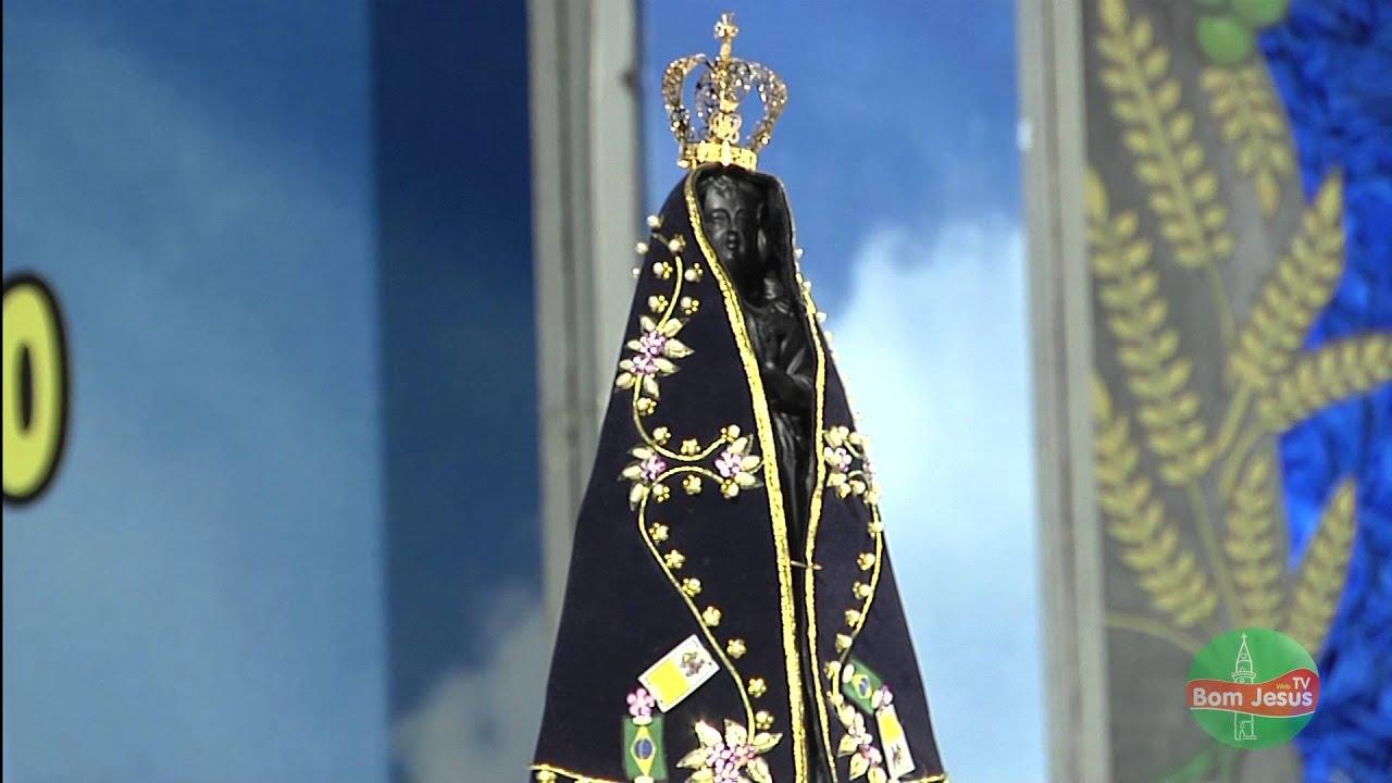 Adesivo Desentupidor De Vaso Leroy Merlin ~ TV Bom Jesus Homilia 1 u00aa noite do Tríduo de Nossa Senhora Aparecida YouTube