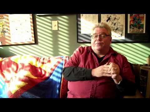 MIKE CARLIN: SUPERBOY TV SERIES WRITER (Interview by Rennie Cowan)