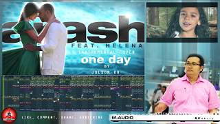 ARASH feat Helena - ONE DAY (Instrumental Cover)