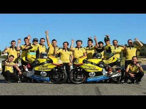 Alex Rins presenta sus armas para ser campeón de Moto2