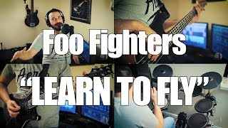 Learn to Fly - Cover (Foo Fighters)