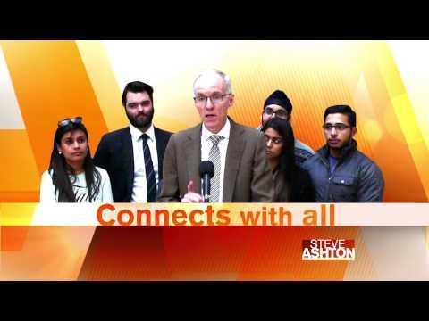 Steve Ashton for Leader