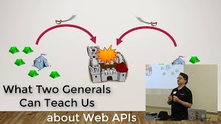 What Two Generals Can Teach Us about Web APIs