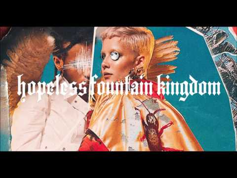 Halsey ft. Cashmere Cat - Hopeless (Official Instrumental)
