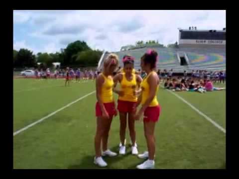 Best Cheerleader FAILs / Лучшая подборка неудач Черлидинга
