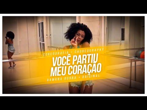 Você partiu meu coração - Nego do Borel feat Anitta e Wesley Safadão  COREOGRAFIA/Ramana Borba