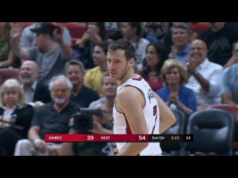 Atlanta Hawks vs Miami Heat Full Game Highlights  October 23  2017
