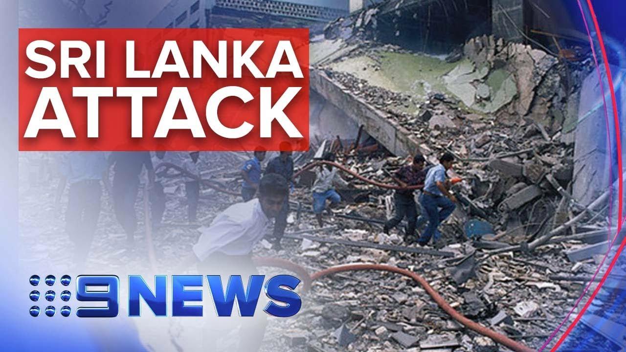 Easter Sunday bombs kill over 200 people in Sri Lanka | Nine News Australia