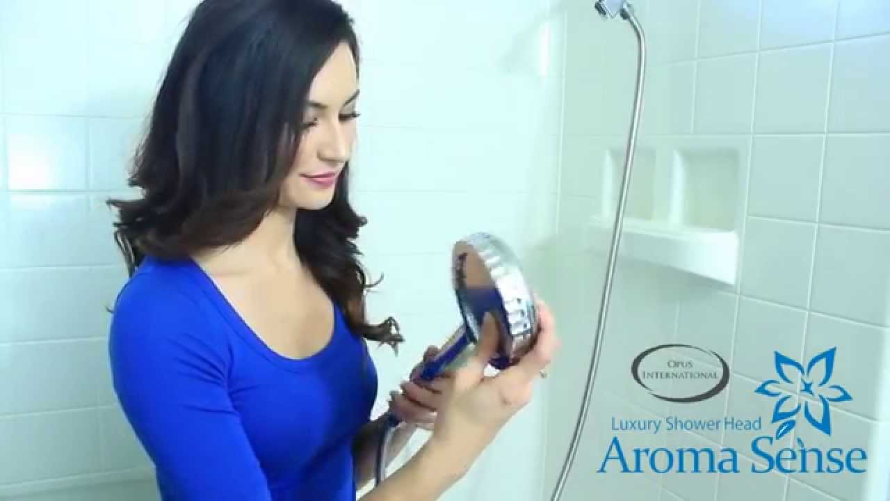 How to change Carbon Water Filter Cartridge in Shower Filters - YouTube