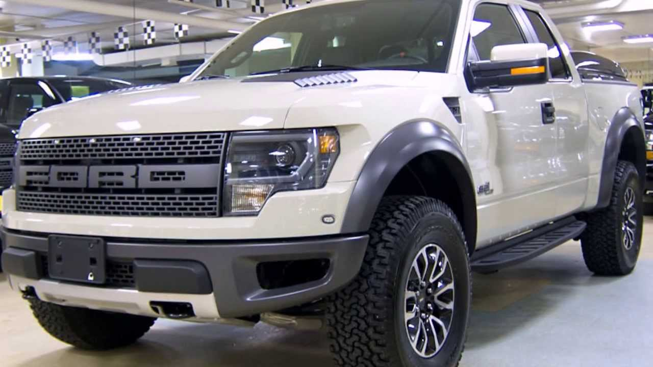 2014 Ford F150 Raptor Supercab Gt Youtube