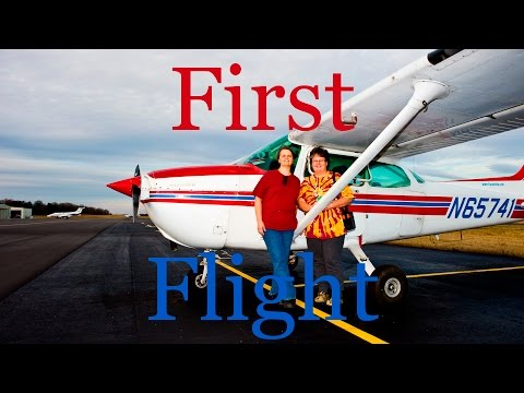 The Bucket List: Fly in a Small Airplane