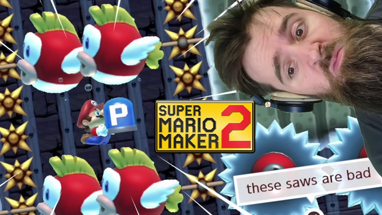 This RIDICULOUS Run Should Have Died LONG AGO. [SUPER MARIO MAKER 2] [ENDLESS #93]