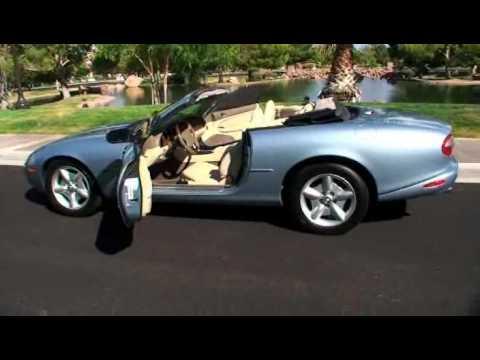 jaguar xk8 convertible by youtube. Black Bedroom Furniture Sets. Home Design Ideas