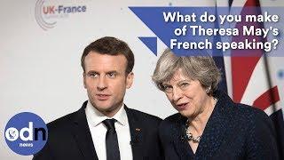What do you make of Theresa May