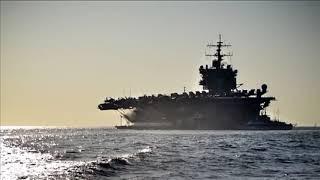 USS Enterprise CVN 65  at Naples 2012