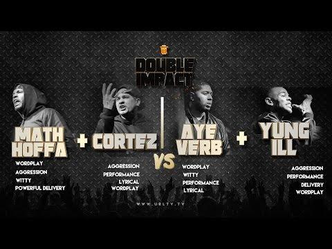 MATH HOFFA/ CORTEZ VS AYEVERB/ YUNG ILL SMACK/ URL