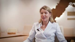 Voices for change: Charlotte Salford long, Associate Vice-President, IFAD