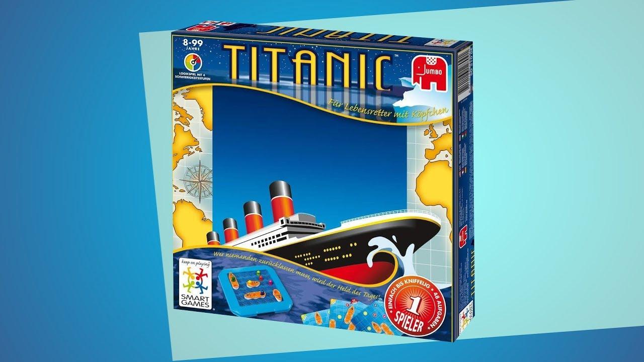 Titanic Brettspiel