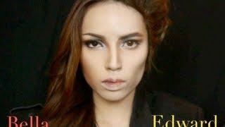 edward and bella make up transformation