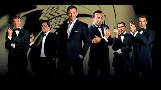 007 Bond Themes Medley Mash-Up - Stefan Taylor