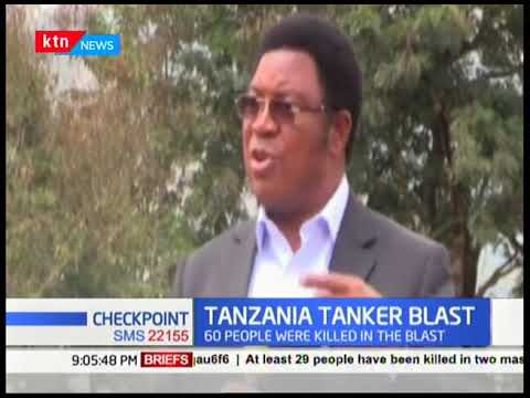 Tanzania Tanker Blast: Funeral for tens of victims held; 60 people died in the blast