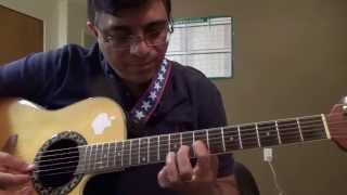 Ennulle ennulle (M: Illayaraaja) Guitar Instrumental Lead lesson by Suresh
